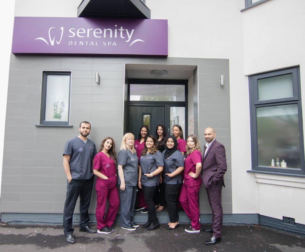 Serenity Dental Spa - The Team